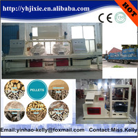 Supply Biofuel Wood Pellets Machine/Wood Pellet Mill /complete wood pellet line for biomass pellets making plant
