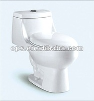 Dual-Flush One Piece Toilet T-8088