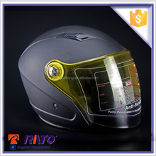 Made in China motorcycle mini helmet matte black