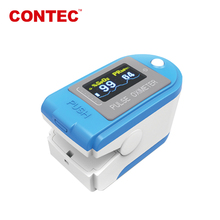 CONTEC CMS50D-BT oximeter with memory oximeter use in sports calorie recorder