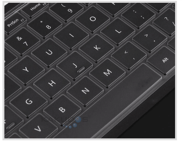 Eco-friendly TPU custom laptop skin keyboard cover for microsoft