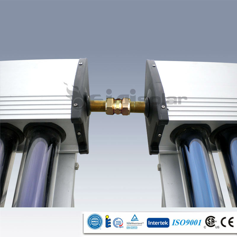 Vacuum Tube Solar Energy System Thermal Solar Collector
