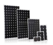 270w monocrystalline solar module of high efficiency and low price high efficiency light weight solar panel