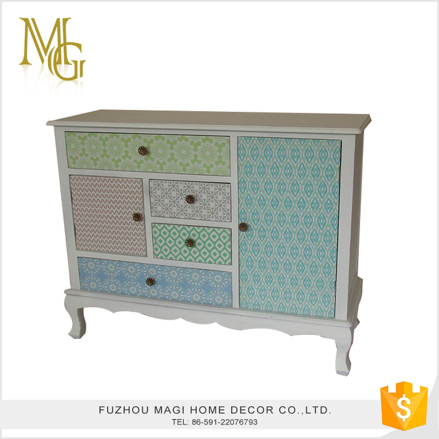 European Furniture Solid Chest Of Drawers Living Room Cabinets