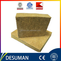 Professional wood wool insulation board with CE certificate rock wool insulation