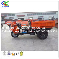 Popular Heavy Load Strong Cargo China 3 Wheel Truck For Sale