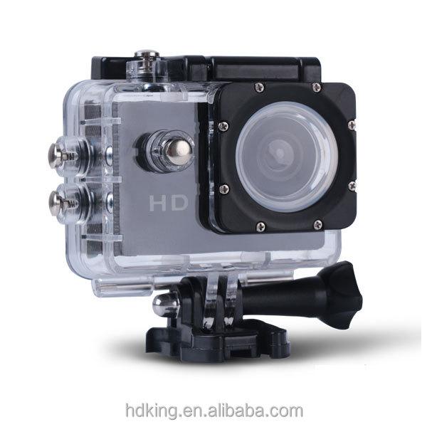 Preço de fábrica full HD 1080P 720P câmera de ação à prova d' água para mergulho natação etc. - ANKUX Tech Co., Ltd