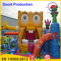 Airpark Guangzhou star bouncy inflatable castle jumping castle inflatable bouncer, inflatable playground, adult bounce house