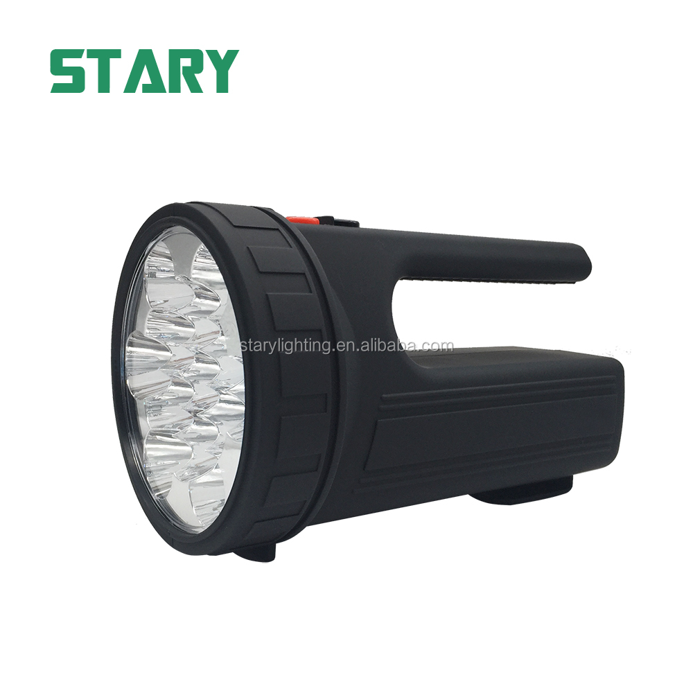 STARY hand crank dynamo rechargeable led searchlight