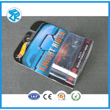 Customized blister package memory card blister package tray