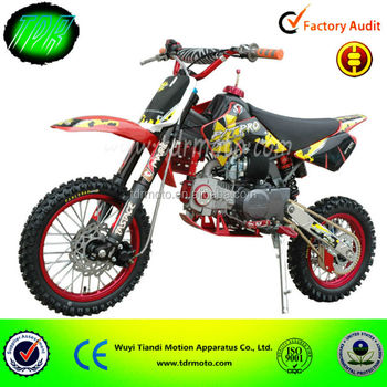 Dirt Racing Bike Lifan 140cc Oil Cooled