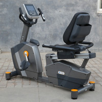 Commercial Recumbent Bike of Gym Fitness Equipment for Body Training