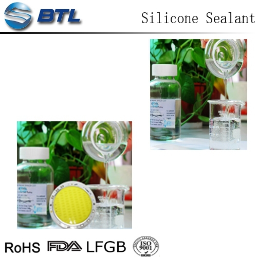 Hot sale LED silicone potting materials