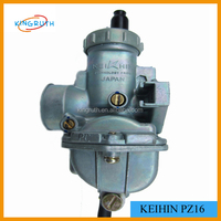 High quality PZ16,16MM,110CC carburetor vs125 motorcycle parts