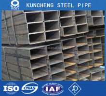 Alibaba china manufacturer ss400 40x40 steel square pipe