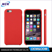 MOQ=100pcs free sample custom design PC make silicone case for iphone 6 7