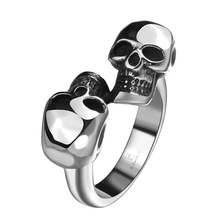 New Arrival Stainless Steel Skull Masonic Designs For Men Ring Wholesale