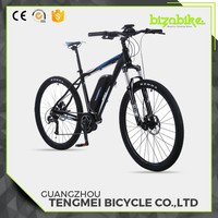 Wholesale Professional china made 21 Speed Gear 26 inch Electric mountain MTB Sport e Bike