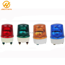 Waterproof Rotating Beacon LED Flashing Warning Light for Work Site