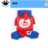 Wholesale new winter fashion sweater dog clothes factory