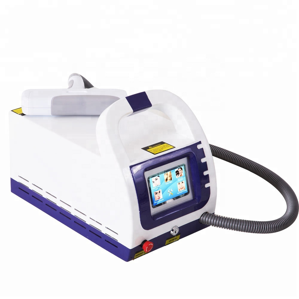 korea <strong>q</strong> switched nd yag laser carbon peeling peel black doll tattoo removal machine 1064nm prices portable