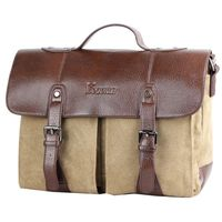 Vintage Cool 100% Canvas Camera Bags High Quality &Cheap Came