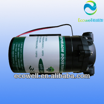 Grand forest RO water pump 50/75GPD in China