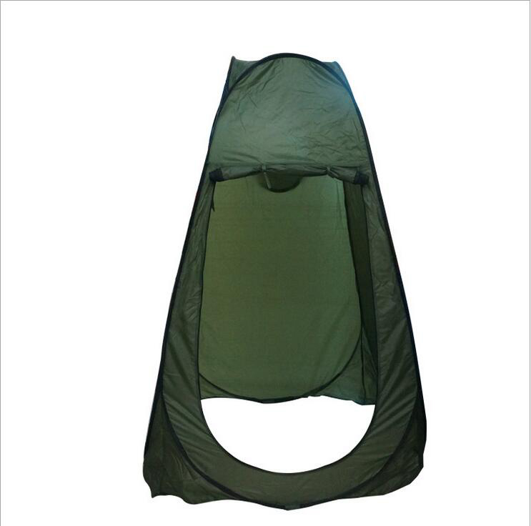 portable anti-UV waterproof traveling convenient outdoor beach camping toilet changing clothes shower fishing tent