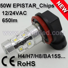 Hot Promotion LED fog Light Car Blub 50W