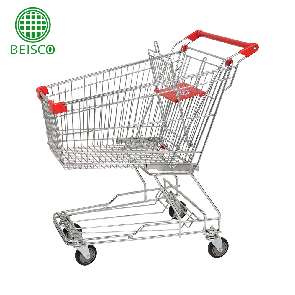 CE and ISO approved german shopping trolley/Four wheel shopping trolley bag/Folding shopping laundry trolley cart