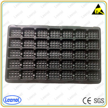 Best seller black esd packaging pcb tray for electronics