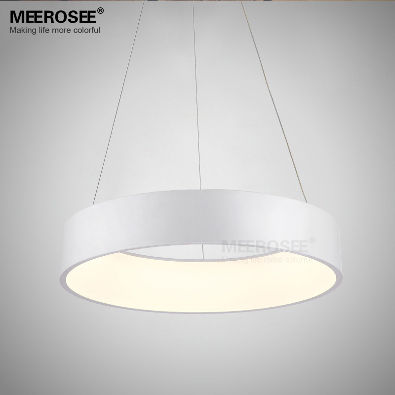 Modern Hanging Lamps Suspended Light Fixtures LED Ring Light MD81612