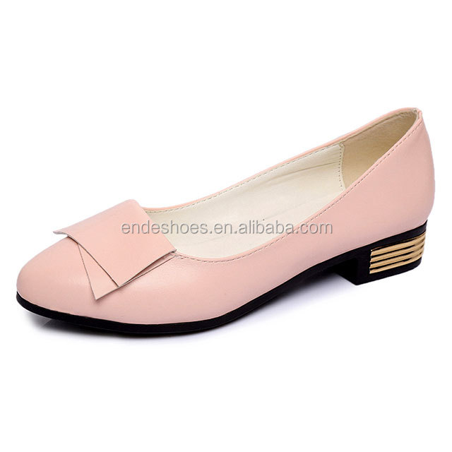 sexy women flat pumps designer shoes working ladies dress flat shoes