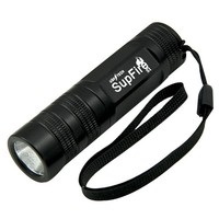 Long Range 3 Watt LED Flashlights With CE Certification