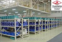 single side/ double sides warehouse shelf