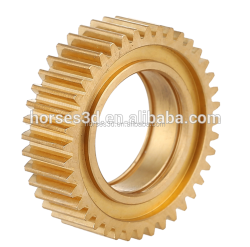 Sanma Factory Precision Steel Material and Spur Shape Gear