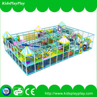 Attractive new design kids indoor playground equipment suppliers