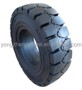 Cheap Price Good Quality solid tyre 6.00-9;forklift parts