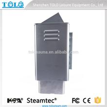 Electrical Room / Stainless Steel Stove Cover / Portable Home Steam Sauna Image