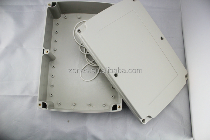 ip65 waterproof abs plastic electrical panel box cover