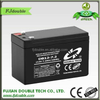 rechargeable sealed maintenance free ups 12v battery 7.2ah