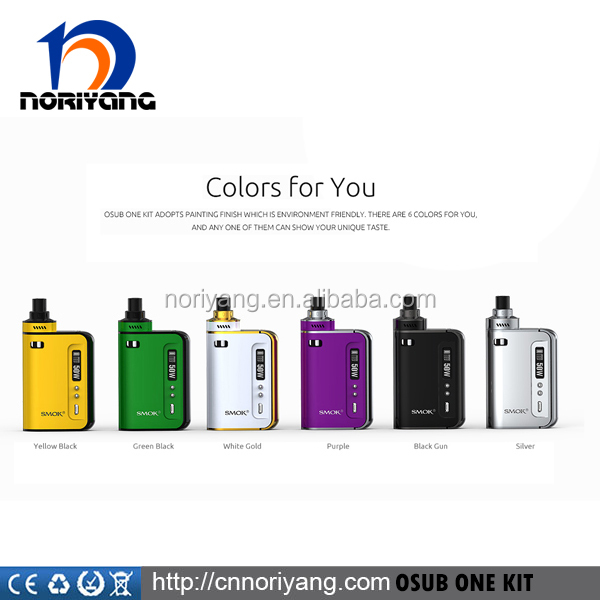 wholesale newest Smok Osub one kit all-in- one desigin box mod with fast deliver and best price