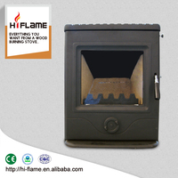 HiFlame best wood stoves insert indoor wood burning cast iron fireplaces inserts HF357i
