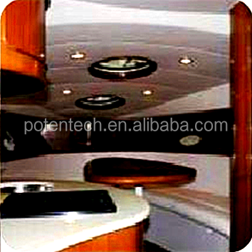 Yacht Interior Decorative PVC Solid Boards