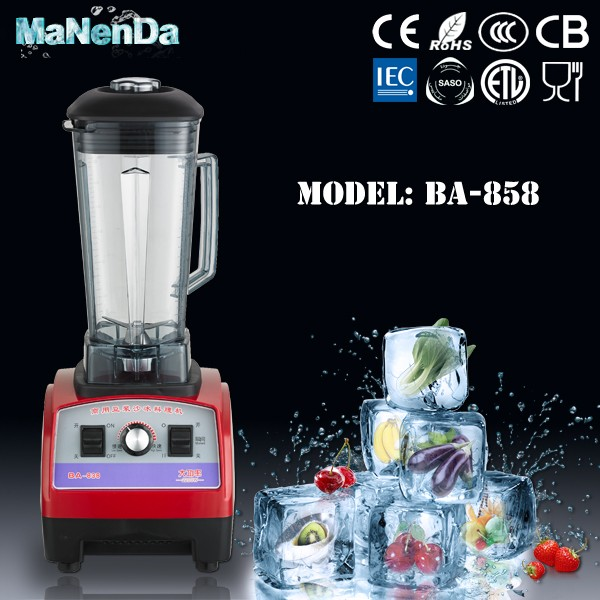 High Quality Industrial Juicer Blender Mixer Machine,Commercial Blender