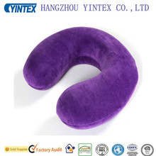 U Shape Memory Foam Pillow Neck Speaker Pillow
