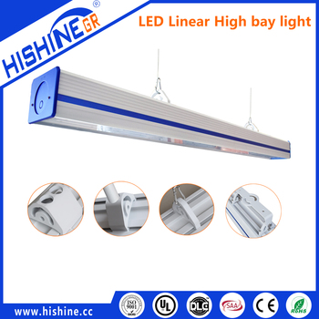 Hishine Group Limited 150w led linear high bay light 170lm/w