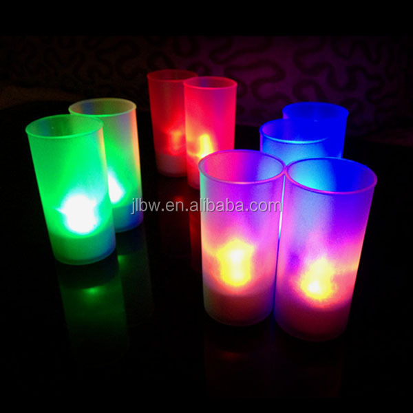Remote Control Color Changing LED Candle