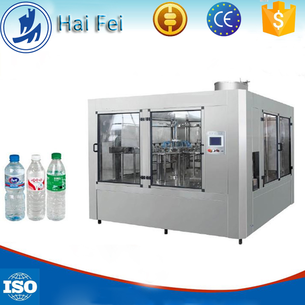 3 in 1 automatic spring water filling machine bottle price