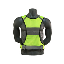 CE High Quality Mesh <strong>Safety</strong> Reflective running vest